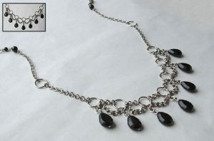 Morrigan Necklace by manson-brown