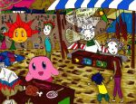 Markets on the Square! by Marx-Wraith7