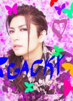 Gackt- Butterflies and Flowers by Lover-From-Hell