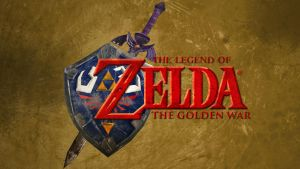 The Legend of Zelda: The golden War by nicholasKaighen