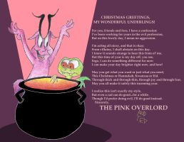 May Your Christmases Be Pink by YouHaveAShortMemory