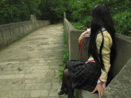 Will you wait on the other side? by Yanagi-no-Yume