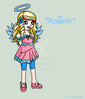 New Angelie by Loveyraspberry