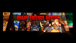 Youtube Banner | Angry Friends Gaming (+video) by just-caro
