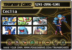Ceclia  Ground GL Trainer Card by xThali