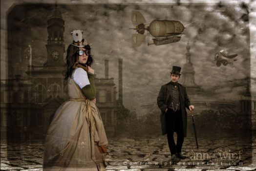 Steampunk by annewipf