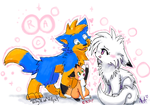 pchat collab by Ash-Dragon-wolf