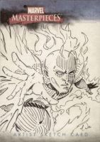 UD Sketchcard 2007 Torch by TsWu