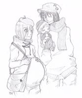 Family Time by 19DarkArtist94