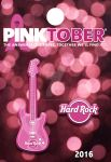 Pinktober Hard Rock Hotel Pin by RurouniVash