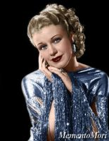 Ginger Rogers II by M3ment0M0ri
