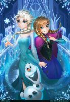 Disney : Frozen by subaru01rins