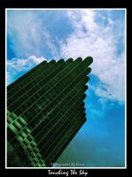 Touching The Sky by LethalVirus