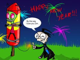 ZADR happy new year by Phantom--Wolf
