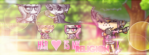 FB || Her Love Is My Religion by XxNaruxX123