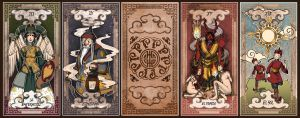 Tarot by MiiBT