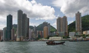 Hong Kong by asiaseen