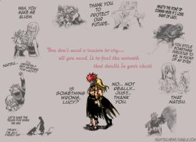 This arc shows me, how wonderful Nalu really is! by lucechan