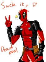 Marvel Now New Deadpool by SylvieZ