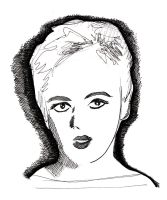 edie sedgwick by SpencerChinoy71