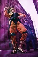 DIO 11 by drkitsune