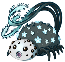 .Bloodborne Chibis: Rom the Vacuous Spider. by MalakiaLaGatta