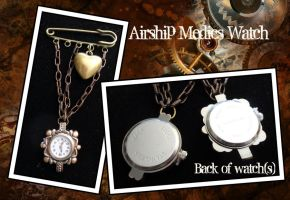 [Finished] Airship Medic's Watch 1 by Goddess-Gothicat