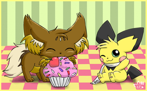 The Cake is not a lie by pichu90
