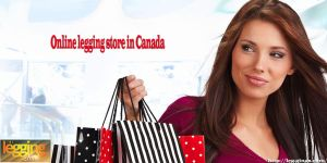 Online legging store in Canada by leggingca