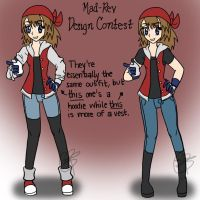 Mad-Rev Design Contest Entry by TotoRee12