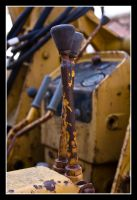 Hydraulics Levers by panfah