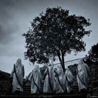 Missionaries of Charity by cedrus