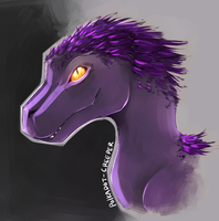 Dino by Polkadot-Creeper