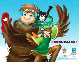 Olympics - Vancouver 2010 by Silberry