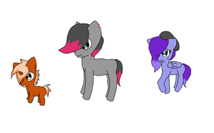 Adoptables: OPEN by wkdmad