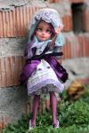 Mattel ever after high madeline OOAK doll EAH by smileidiote