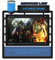 Optimus Prime [PSD+Resources] by gabber1991md
