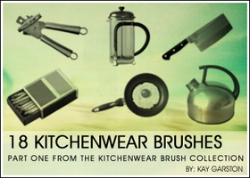 KITCHENWEAR BRUSH COLLECTION-1 by Special-K-001