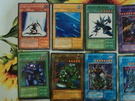 Yu Gi Oh Card Game 9 by Claire-Leonhart