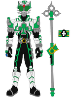 Kamen Rider Ace - Club Form by The-Rebel-Angel