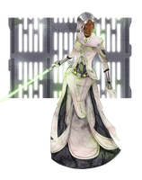 Siyal Morningstar Zabrak Jedi SWTOR by Aliens-of-Star-Wars