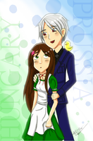 APH-When I Look Into Your Eyes by flamingmarshmallows