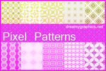 Pixel Patterns by inge123
