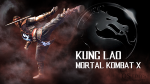 Mortal Kombat X Kung Lao by ultimate-savage