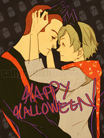 RE: Jake Sherry Halloween by saltycatfish