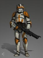 Commander Cody by Earl-Graey