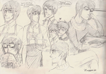 PC: Sketchpage for nii-hon by maybelletea