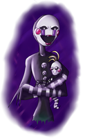 Daddy's Little Hellspawn by Arkanis-Void