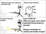 Law of FAP 3 by MoseyHosey