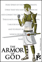 Armor of God by KyrNelenar